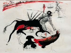 BULLFIGHT_n3_Savador_Dali